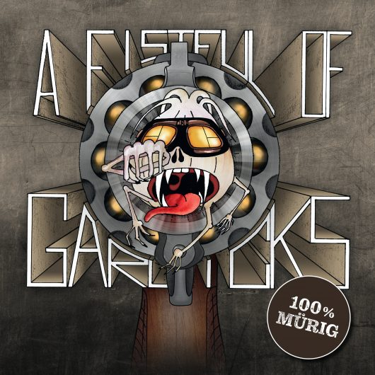 Cover - A Fistful of Garlicks